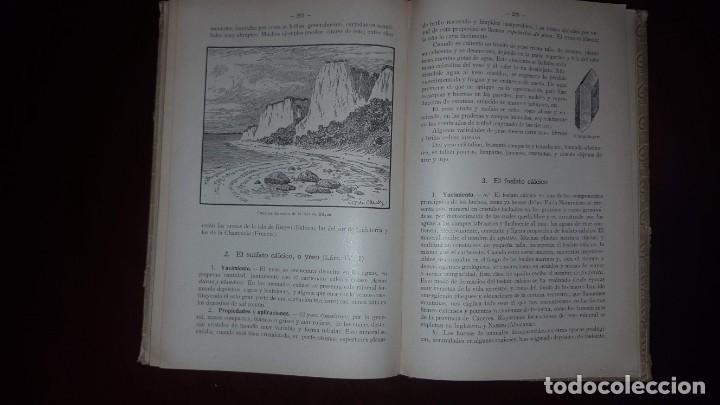 Libros antiguos: Nociones de Historia Natural - Segundo grado - Schmeil - 1926 - Foto 18 - 155528078