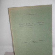 Libros antiguos: NUEVOS DATOS ACERCA DE LA EXTENSIÓN DEL GLACIARISMO EN LA CORDILLERA CENTRAL, OBERMAIER, CARANDELL. Lote 155643646