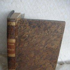 Libros antiguos: TABLES DE LOGARITHMES . Lote 155804202