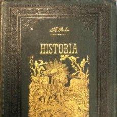 Libros antiguos: LA CREACIÓN - HISTORIA NATURAL - A. E. BREHM - 9 VOLS. EN 8 TOMOS - MONTANER Y SIMÓN 1880-1883. Lote 155941346