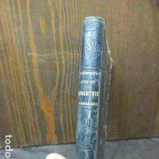 Libros antiguos: TABLAS DE LOS LOGARITMOS VULGARES DE VICENTE VAZQUEZ QUEIPO . Lote 156081926