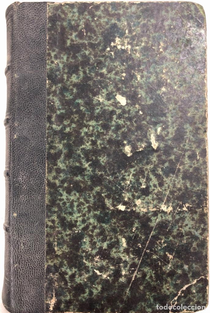 Libros antiguos: PRECIS DANALYSE CHIMIQUE QUALITATIVE. CH. GERHARDT ET G. CHANGEL . PARIS 1862. LIBRO EN FRANCES. - Foto 3 - 156493674