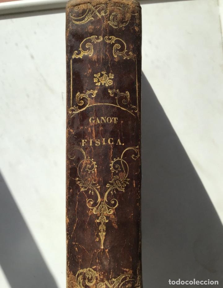 Libros antiguos: TRATADO ELEMENTAL DE FÍSICA EXPERIMENTAL Y APLICADA Y DE METEOROLOGÍA. GANOT 1859 - Foto 3 - 156950602