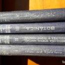 Libros antiguos: TRATADO COMPLETO DE BIOLOGÍA MODERNA AÑO 1925 . 4 TOMOS. Lote 157816882