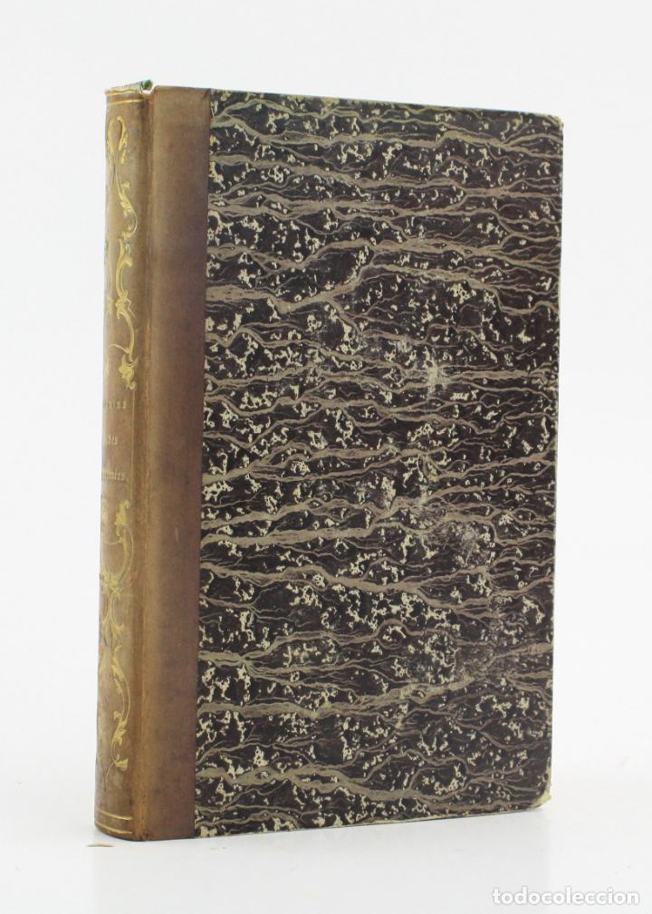MÉMOIRE SUR LES EAUX MINÉRALES ET LES ÉTABLISSEMENS THERMAUX DES PYRÉNÉES, 1795, R. VATAR, PARIS. (Libros Antiguos, Raros y Curiosos - Ciencias, Manuales y Oficios - Paleontología y Geología)