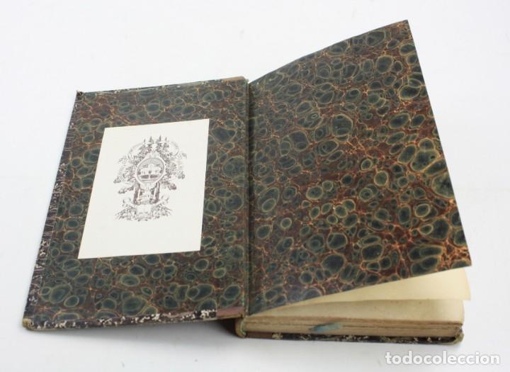 Libros antiguos: Mémoire sur les eaux minérales et les établissemens thermaux des Pyrénées, 1795, R. Vatar, Paris. - Foto 2 - 158027366