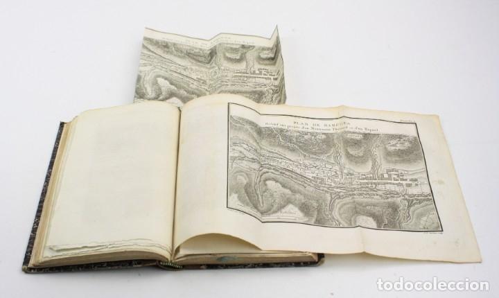 Libros antiguos: Mémoire sur les eaux minérales et les établissemens thermaux des Pyrénées, 1795, R. Vatar, Paris. - Foto 7 - 158027366