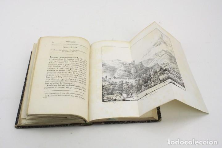 Libros antiguos: Mémoire sur les eaux minérales et les établissemens thermaux des Pyrénées, 1795, R. Vatar, Paris. - Foto 13 - 158027366