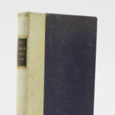 Libros antiguos: BOTANIQUE CATALANE PRATIQUE, L. CONILL, 1910, IMPREMERIE CATALANE J. COMET, PERPIGNAN. 18,5X13CM. Lote 158234574