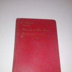 Libros antiguos: LIBRO-COMPENDIO DE LOS ELEMENTOS DE FÍSICA GENERAL-RODRIGO SANJURJO-1905-INSTITUTO-CARDENAL CISNEROS. Lote 158606998