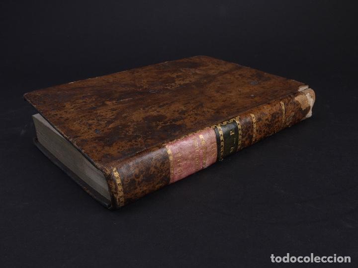 CURSO COMPLETO O DICCIONARIO UNIVERSAL DE AGRICULTURA 1801. TOMO XII (Libros Antiguos, Raros y Curiosos - Ciencias, Manuales y Oficios - Biología y Botánica)
