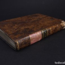 Libros antiguos: CURSO COMPLETO O DICCIONARIO UNIVERSAL DE AGRICULTURA 1801. TOMO XII. Lote 159689634