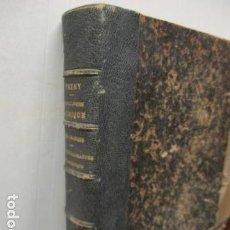 Libros antiguos: ENCYCLOPÉDIE CHIMIQUE. TOME X, MATERIES COLORANTES - 1892. Lote 159713634