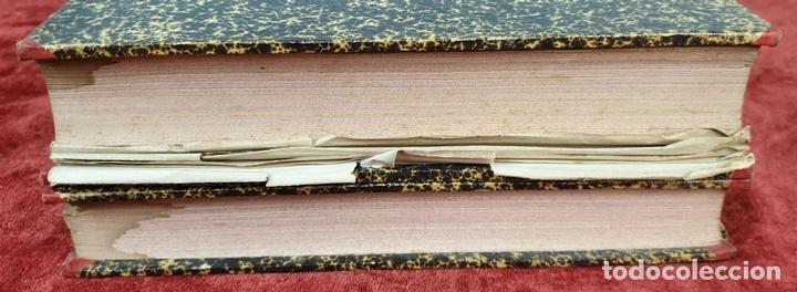 Libros antiguos: DERROTERO GENERAL DEL MEDITERRANEO. IMP. SALGADO. MADRID. 2 TOMOS. 1858/1873. - Foto 4 - 160918650