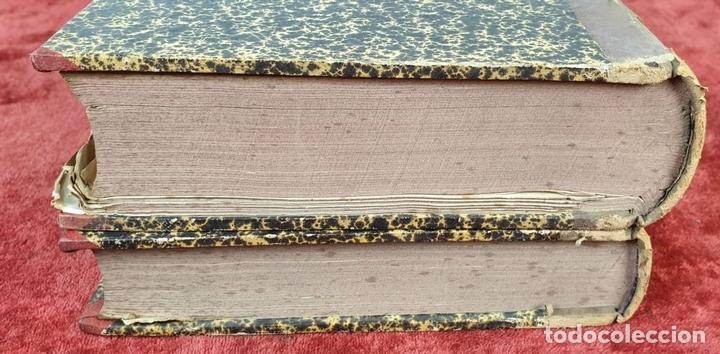Libros antiguos: DERROTERO GENERAL DEL MEDITERRANEO. IMP. SALGADO. MADRID. 2 TOMOS. 1858/1873. - Foto 7 - 160918650