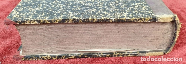 Libros antiguos: DERROTERO DE LAS COSTAS DE ESPAÑA Y PORTUGAL. EDIT. DEPÓSITO HIDROGRAFICO. 1880. - Foto 4 - 160935142