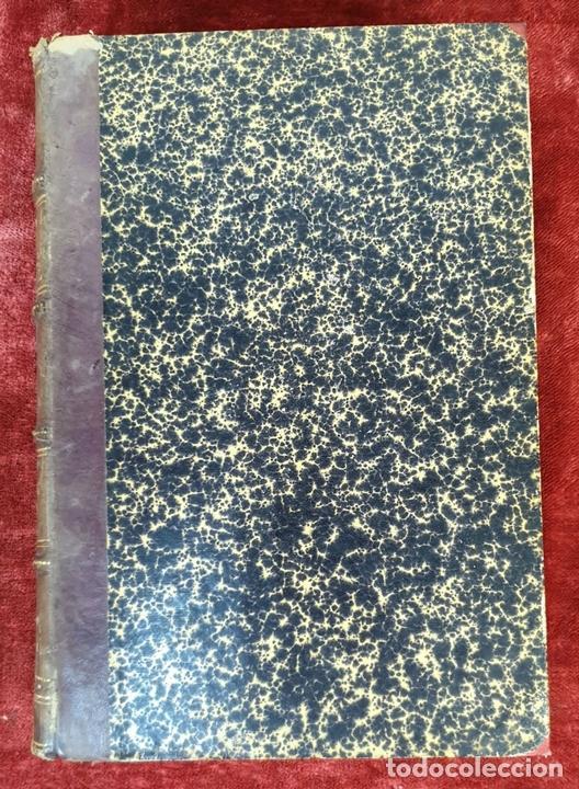 Libros antiguos: DERROTERO DE LAS COSTAS DE ESPAÑA Y PORTUGAL. EDIT. DEPÓSITO HIDROGRAFICO. 1880. - Foto 6 - 160935142
