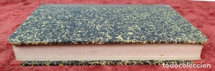 Libros antiguos: DERROTERO DE LA COSTA SEPTENTRIONAL DE ESPAÑA. DEPOSITO HIDROGRAFICO. 1880 - Foto 6 - 160938338