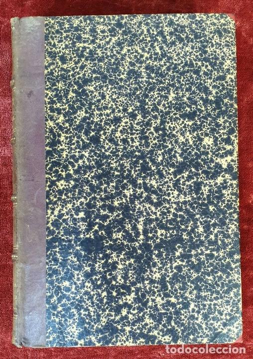 Libros antiguos: DERROTERO DE LA COSTA SEPTENTRIONAL DE ESPAÑA. DEPOSITO HIDROGRAFICO. 1880 - Foto 7 - 160938338
