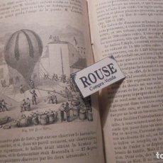 Libros antiguos: TRAITÉ DE PHYSIQUE EXPERIMENTALE ET APPLIQUÉEET DE MÉTÉOROLOGIE PAR A. GANOT 1866 PARIS CHEZ L'AUTEU. Lote 161085182