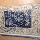 Libros antiguos: LOS MISTERIOS DEL MAR- S. XIX- 1891-. Lote 161254066