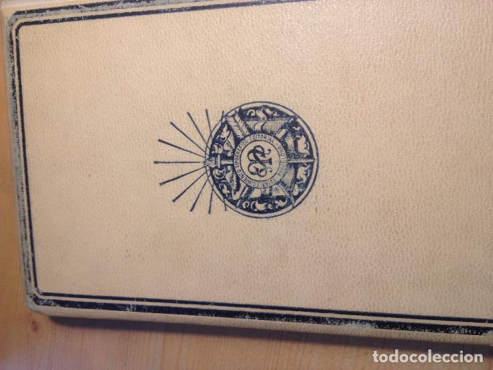 Libros antiguos: Los misterios del Mar- S. XIX- 1891- - Foto 2 - 161254066