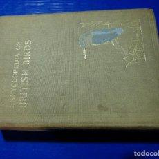 Libros antiguos: ENCYCLOPEDIA OF BRITISH BIRDS, LUDWIG KOCH. Lote 161301382
