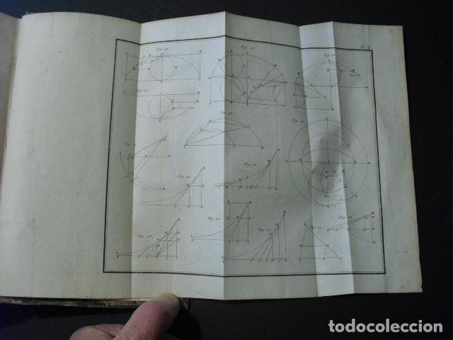 Libros antiguos: 1815 MELANGES D´ANALYSE ALGEBRIQUE ET GEOMETRIE M. J. DE STAINVILLE - Foto 6 - 161546782