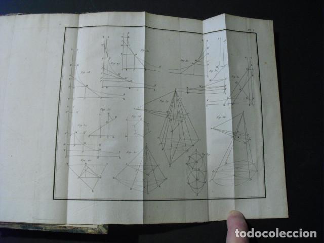 Libros antiguos: 1815 MELANGES D´ANALYSE ALGEBRIQUE ET GEOMETRIE M. J. DE STAINVILLE - Foto 7 - 161546782