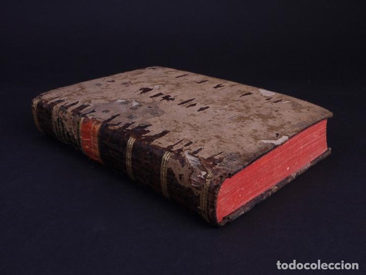Libros antiguos: ELEMENTOS DE HISTORIA NATURAL Y DE QUÍMIDA. TOMOS PRIMERO Y SEGUNDO. SEGOVIA 1793 - Foto 2 - 161646938