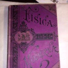 Libros antiguos: FÍSICA MODERNA DE LA BIBLIOTECA DE LA ILUSTRACIÓN IBÉRICA. Lote 161702980