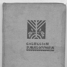 Libros antiguos: EL HOMBRE PRIMITIVO EN EL PAIS VASCO / JOSE MIGUEL DE BARANDIARAN // 1934. Lote 162074382