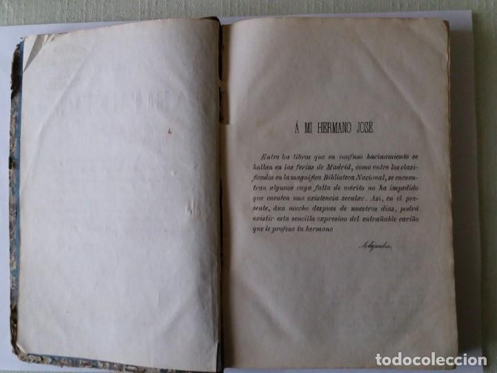 Libros antiguos: TRATADO DE ARITMÉTICA. ALEJANDRO PONTES Y FERNÁNDEZ. 1871. - Foto 5 - 163021298