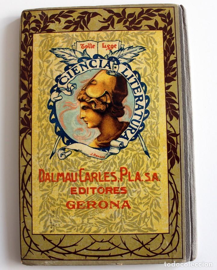 Libros antiguos: ANTIGUO LIBRO ELEMENTOS DE CIENCIAS FISICO NATURALES -GRADO ELEMENTAL -1923 - Foto 2 - 163081526