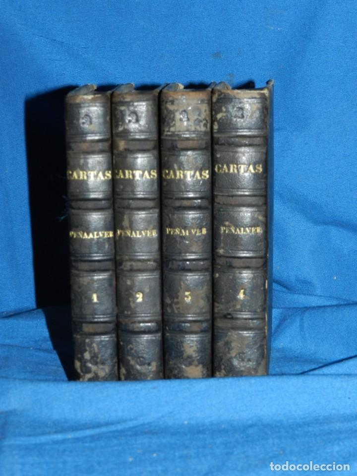 Libros antiguos: (MF) D. JUAN LOPEZ DE PEÑALVER - CARTAS DE LEONARDO EULER SOBRE FISICA Y DE FILOSOFIA 1822 - Foto 6 - 164107922