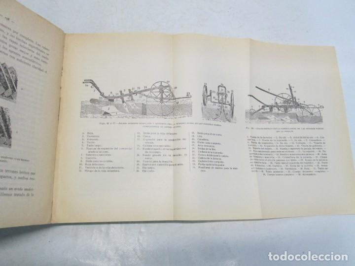 Libros antiguos: A. CENCELLI. G. LOTRIONTE. MAQUINAS AGRICOLAS. MANUAL PRACTICO PARA USO DE LOS AGRICULTORES. 1929 - Foto 11 - 165094310