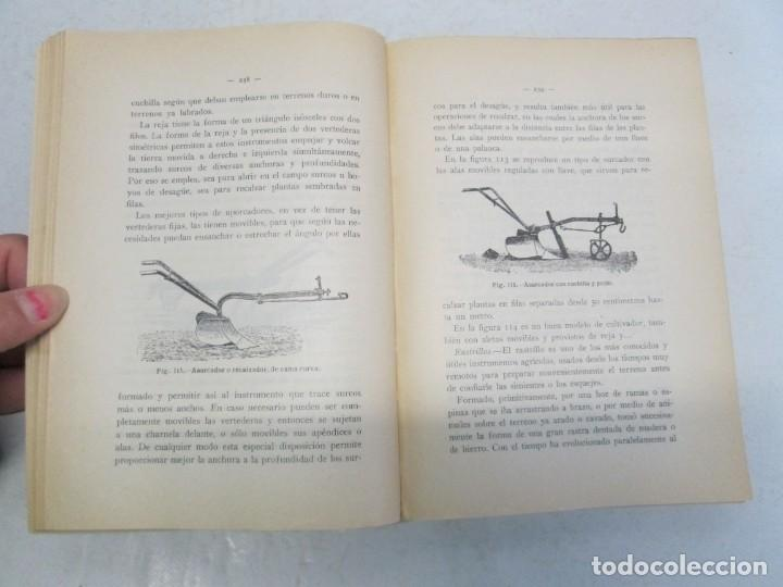 Libros antiguos: A. CENCELLI. G. LOTRIONTE. MAQUINAS AGRICOLAS. MANUAL PRACTICO PARA USO DE LOS AGRICULTORES. 1929 - Foto 12 - 165094310