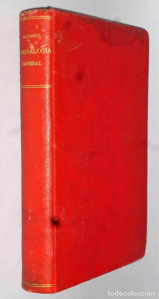 Libros antiguos: ELEMENTOS DE MINERALOGÍA GENERAL, INDUSTRIAL Y AGRÍCOLA - Foto 2 - 165275078