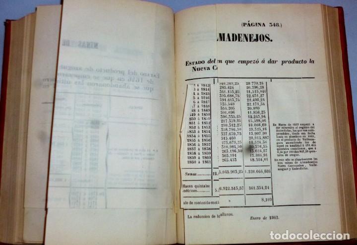 Libros antiguos: ELEMENTOS DE MINERALOGÍA GENERAL, INDUSTRIAL Y AGRÍCOLA - Foto 5 - 165275078