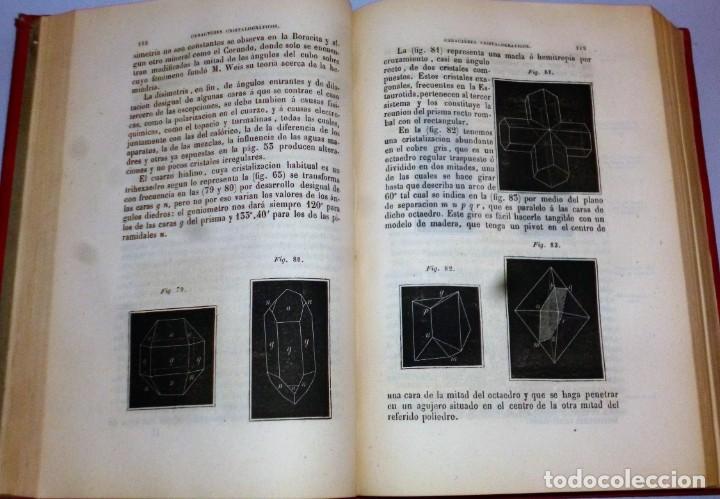 Libros antiguos: ELEMENTOS DE MINERALOGÍA GENERAL, INDUSTRIAL Y AGRÍCOLA - Foto 6 - 165275078