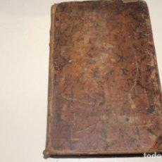 Libros antiguos: EXPLICACION DE LA FILOSOFIA Y FUNDAMENTOS BOTANICOS DE LINNEO. Lote 165563634