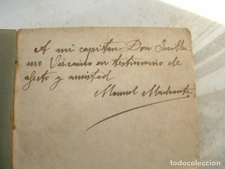 Libros antiguos: Manuel Merchante. Tres conferencias ( dadas en el casino militar de Ceuta ). - Foto 2 - 165659798