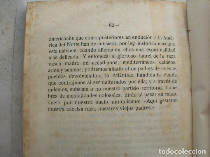Libros antiguos: Manuel Merchante. Tres conferencias ( dadas en el casino militar de Ceuta ). - Foto 8 - 165659798