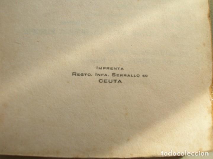 Libros antiguos: Manuel Merchante. Tres conferencias ( dadas en el casino militar de Ceuta ). - Foto 15 - 165659798