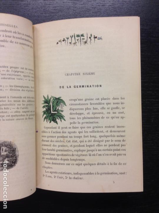 Libros antiguos: LHERBIER DES DEMOISSELLES, BOTANIQUE, TRACTAT COMPLETO, 1865 - Foto 2 - 165660474