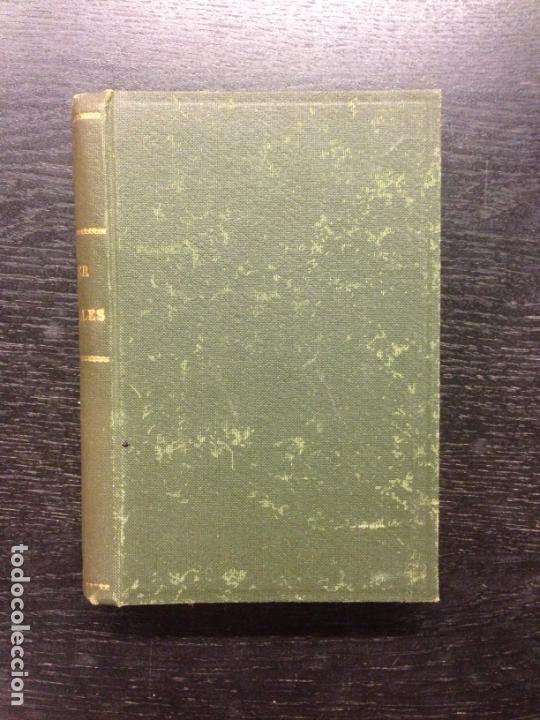 Libros antiguos: LHERBIER DES DEMOISSELLES, BOTANIQUE, TRACTAT COMPLETO, 1865 - Foto 3 - 165660474