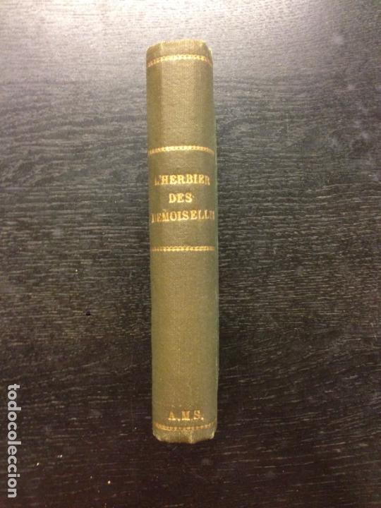 L'HERBIER DES DEMOISSELLES, BOTANIQUE, TRACTAT COMPLETO, 1865 (Libros Antiguos, Raros y Curiosos - Ciencias, Manuales y Oficios - Biología y Botánica)