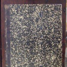 Libros antiguos: LA TIERRA Y EL HOMBRE - FEDERICO HELLWALD - TOMO I MONTANER Y SIMON BARCELONA 1886. Lote 166182950