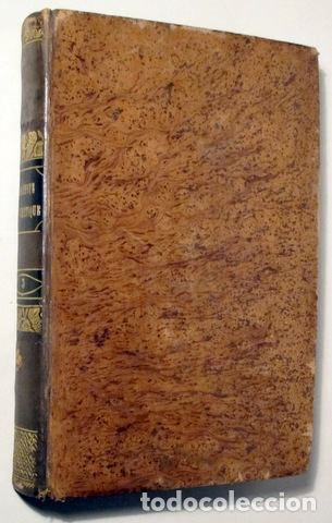 LA REVUE SYNTHÈTIQUE VOL. 3 - PARIS C. 1844. - LIVRE EN FRANÇAIS (Libros Antiguos, Raros y Curiosos - Ciencias, Manuales y Oficios - Física, Química y Matemáticas)