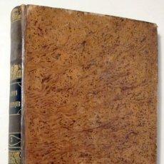 Libros antiguos: LA REVUE SYNTHÈTIQUE VOL. 3 - PARIS C. 1844. - LIVRE EN FRANÇAIS. Lote 166357862